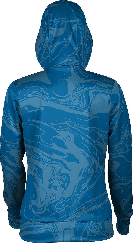 School Spirit Sweatshirt Ripple ProSphere University of Missouri-Kansas City Girls Zipper Hoodie