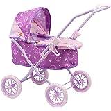 Disney Sofia The First Mini Pram Dolls Buggy Pushchair Stroller Girls Toy Age 3+