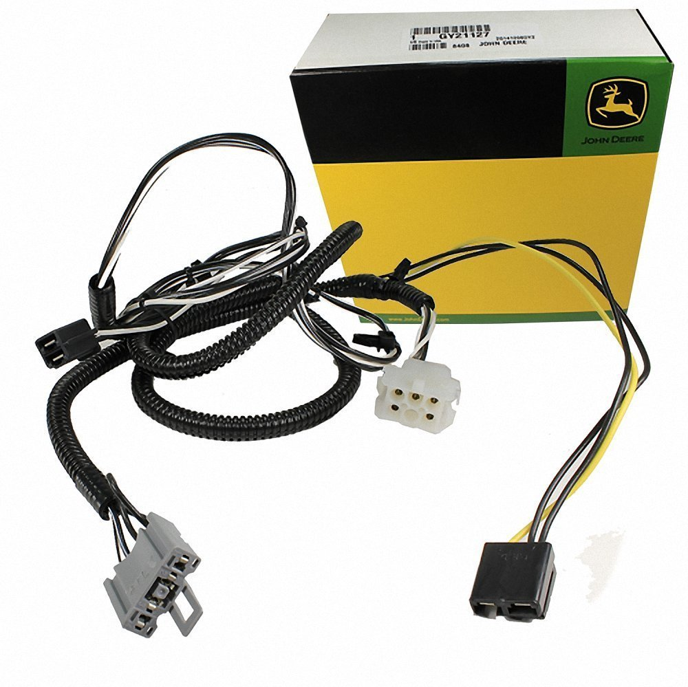 Amazon.com : GY21127 John Deere Wiring Harness for Clutch L120 L130 145  155c LA130 LA140 : Garden & Outdoor