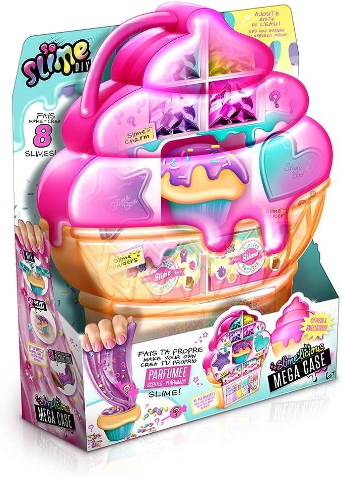 Rocco Giocattoli- So Slime Mega Box Slimelicious, Multicolor, SSC062: Amazon.es: Juguetes y juegos