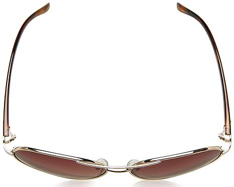 Guess Unisex-Erwachsene Sonnenbrille GU0235FH7461, Schwarz, 57