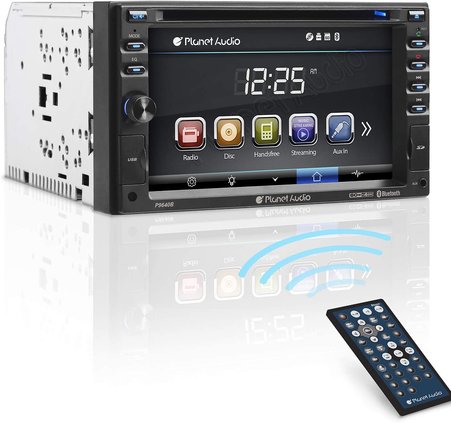 Planet Audio P9640B Touch Screen Car Stereo