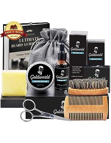Amazon.es  Tijeras para barba y bigote  Salud y cuidado personal b7a687a20e62