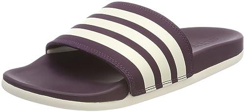 e386bb343e5 adidas Adilette Comfort Chaussures pour Sports Aquatiques Femme ...