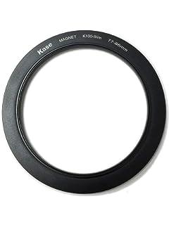 K100 Slim 100mm Holder 86mm Optical Glass Kase K8 Magnetic ND64 6 Stop Filter for K8