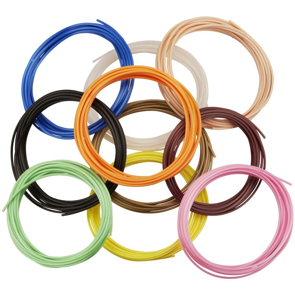 Additional 10 Colour Filaments