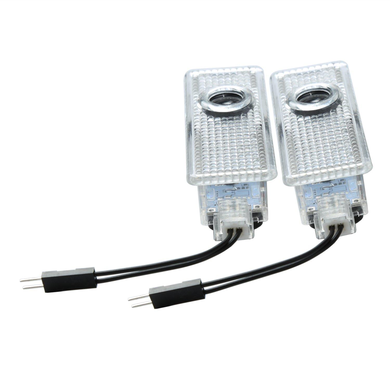 EOVVIO 2 St/ü ck Autot/ü r Logo Projektion T/ü rbeleuchtung Einstiegsleuchte Projektor Licht import