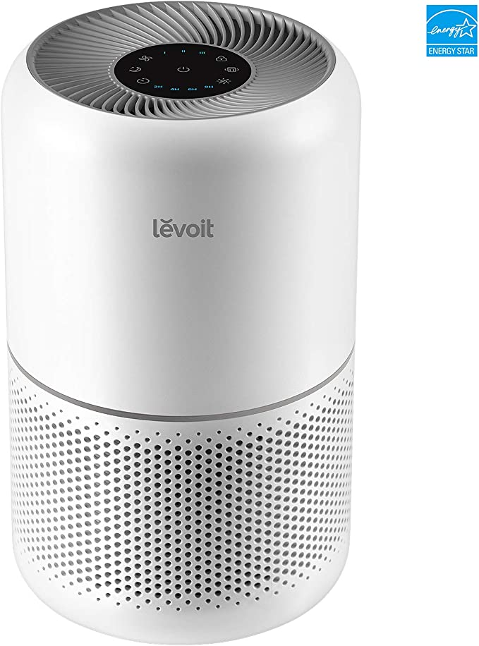 LEVOIT Air Purifier for Home Allergies Pets Hair Smokers in Bedroom, Core 300