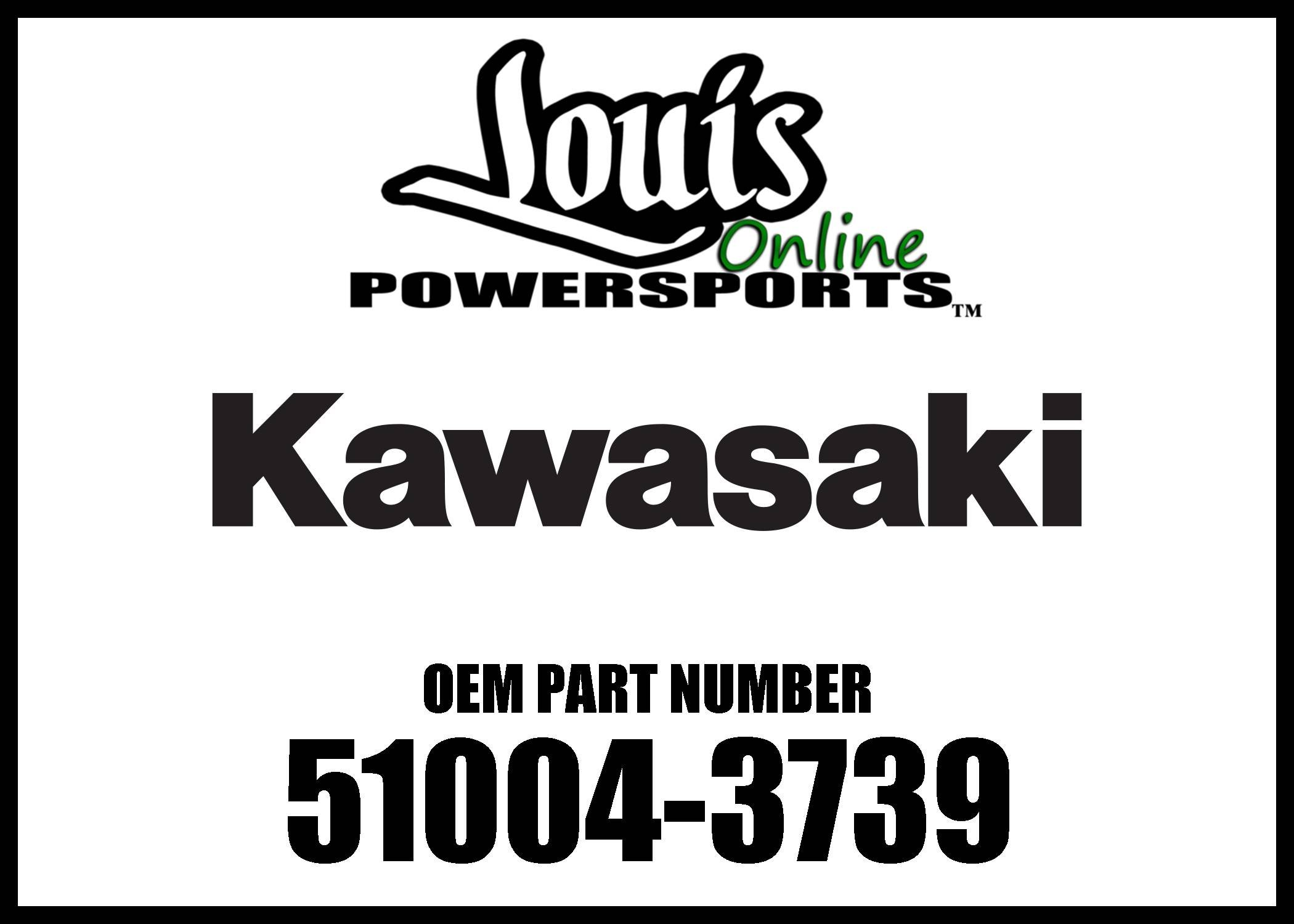 Kawasaki 04-08 JET SKI Tank Fuel 51004-3739 New OEM
