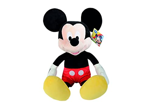 84 opinioni per Smoby Nicotoy Peluche Disney 6315878712- Mickey Mouse, 80 cm