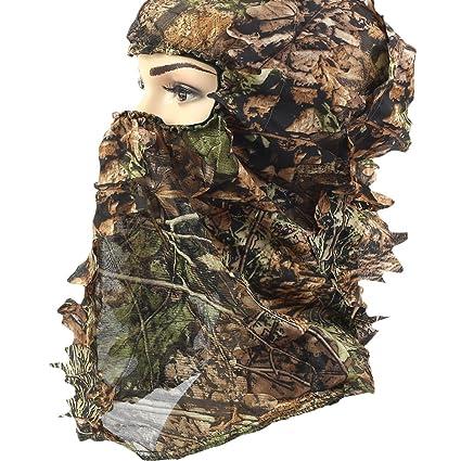 Amazon.com   Ellen Archery Camouflage Hunting Cap d58950452bf