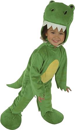 Amazon.es: Cesar – Disfraz de dragón Peluche – Verde: Juguetes y ...