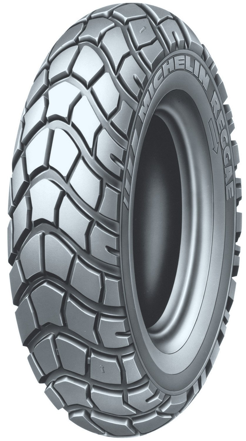 Michelin Reggae Motorcycle Tire Cruiser Front/Rear 130/90-10