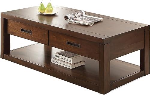 Riverside Furniture Rectangular Cocktail Table