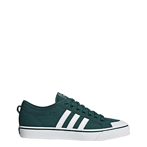check out 95a6e 72876 adidas Men s Nizza Fitness Shoes Green (Verde 000) 5.5 UK