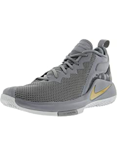 new styles 8f514 134a0 Nike Men s Lebron Witness II Basketball Shoe