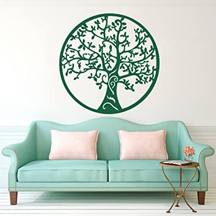 Delightful BATTOO Tree Of Life Vinyl Wall Decal Sticker   Celtic Tree Life Wall D¨¦