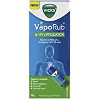 Vicks Vapo Rub Easy Applicator, 35 grams