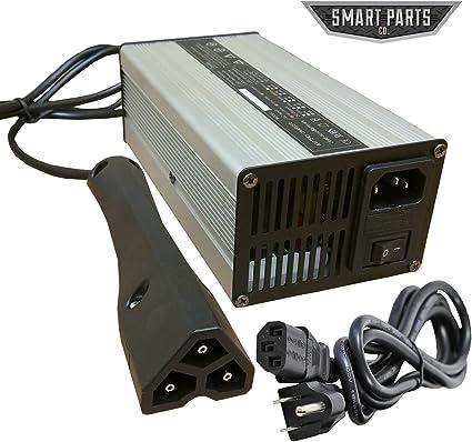 Amazon.com: Smart Parts Co 48V EZGO RXV cargador de ...