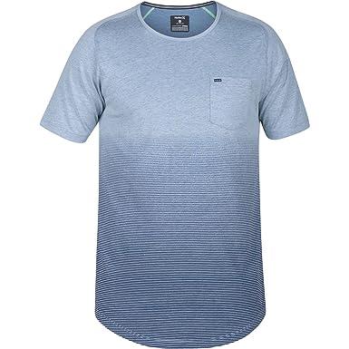 Hurley Men's Dri-Fit Lagos Fade Crew T-Shirt, Glacier Blue - S