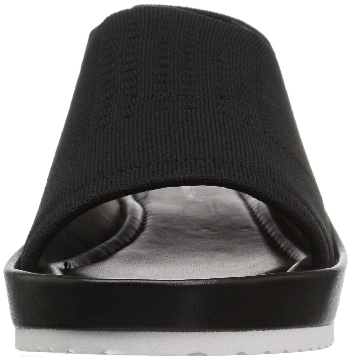 Calvin Klein Women's Hennie Flat Sandal B01M2CC1WH 8.5 B(M) US|Black