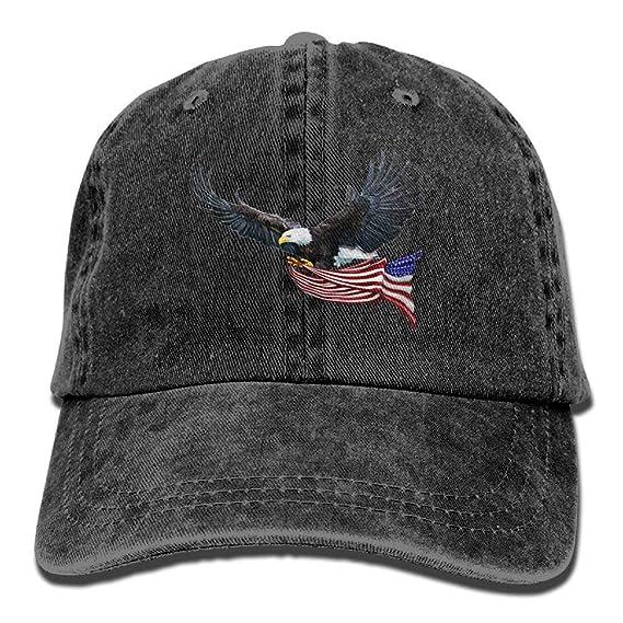 Swine Gorra Unisex de Cowboy con diseño de la Bandera de los ...