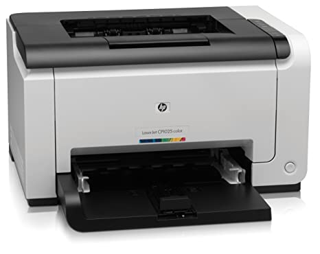 HP LaserJet Pro CP1025 Color - Impresora láser color (16 ppm ...