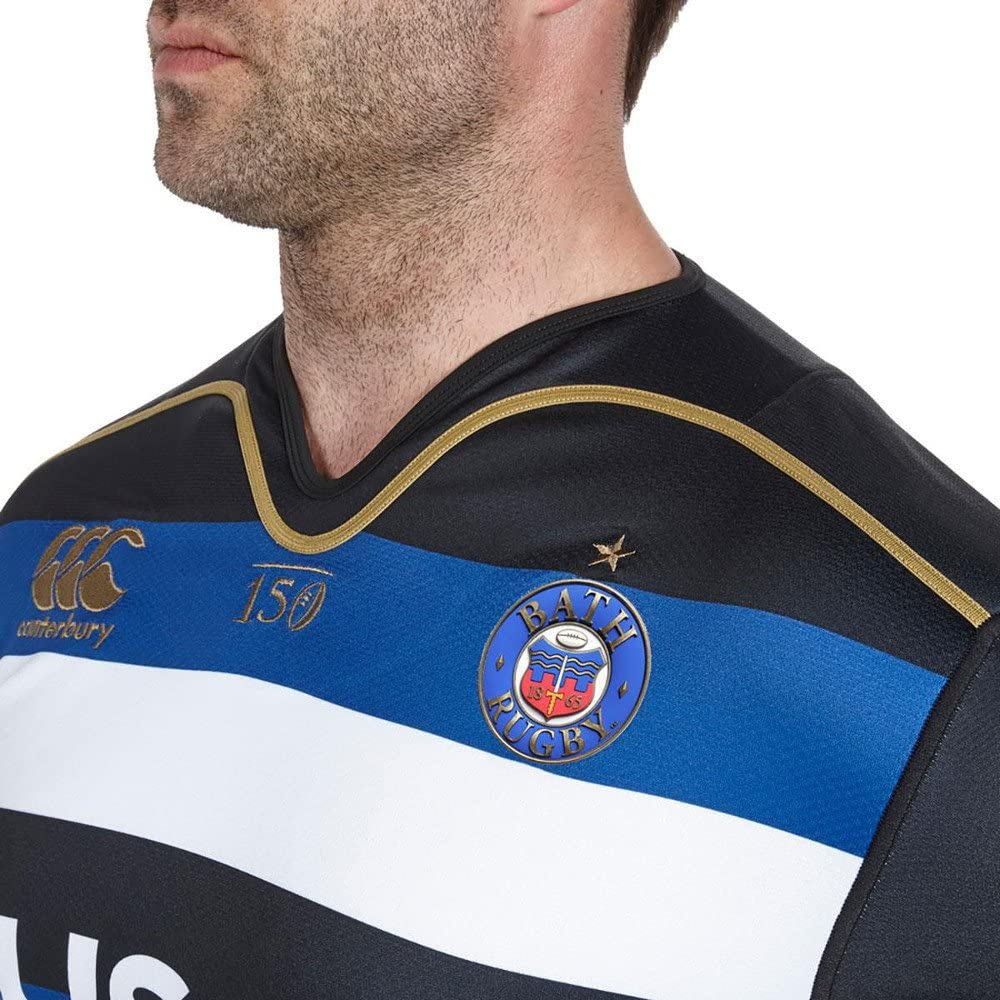 Canterbury Bath 2015//16 Maillot de Rugby Pro /à Domicile
