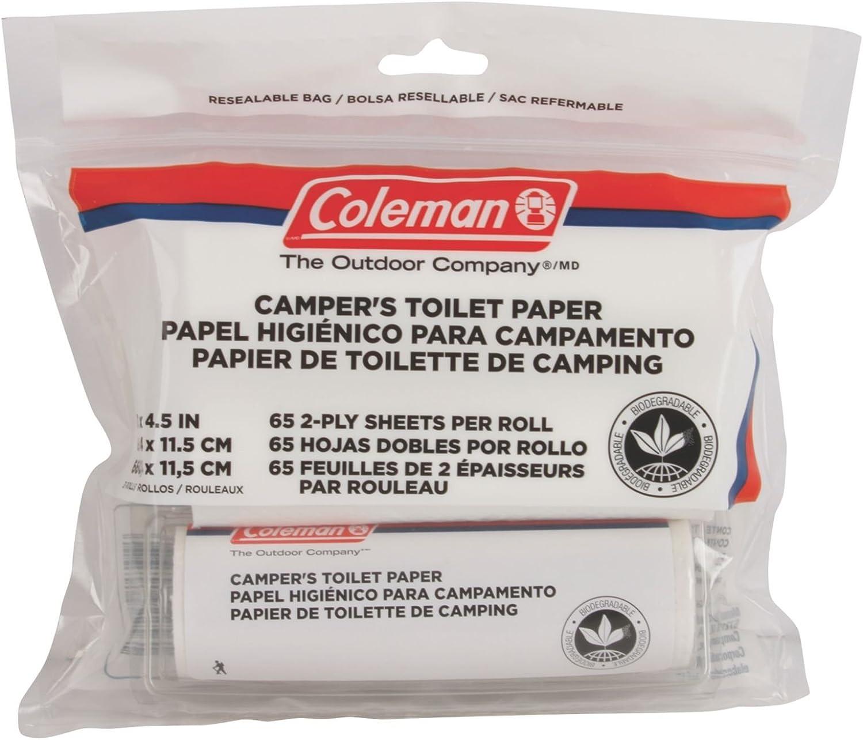 Coleman Camper's Toilet Paper, 3 Rolls