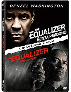 The Equalizer Dvd Region 2 Import Keine Deutsche Version Amazonde