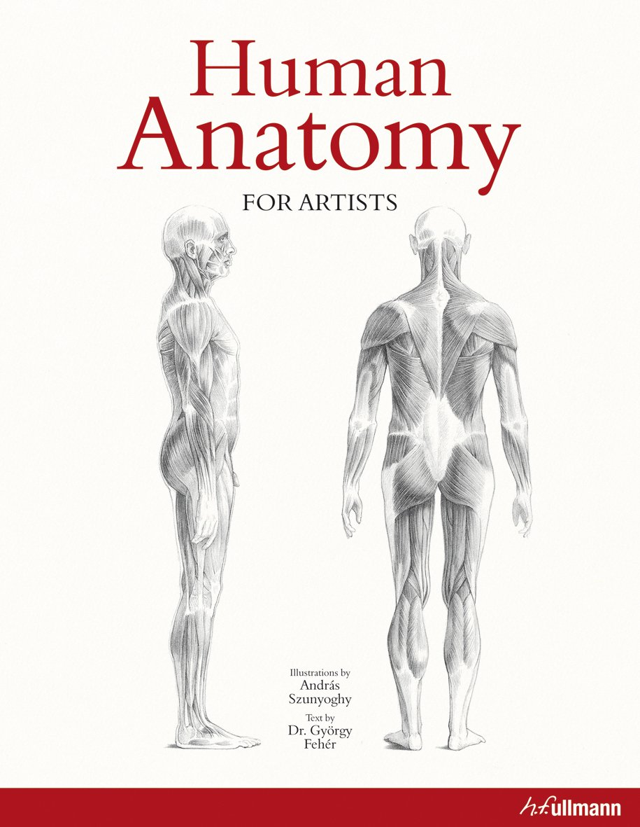 Human Anatomy For Artists Gyrgy Fehr Andrs Szunyoghy
