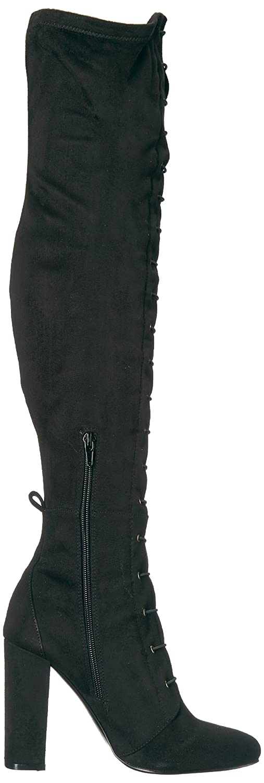 Chinese Laundry 6.5 Women's Benita Winter Boot B071NP2JK8 6.5 Laundry B(M) US|Black Suede 46f904