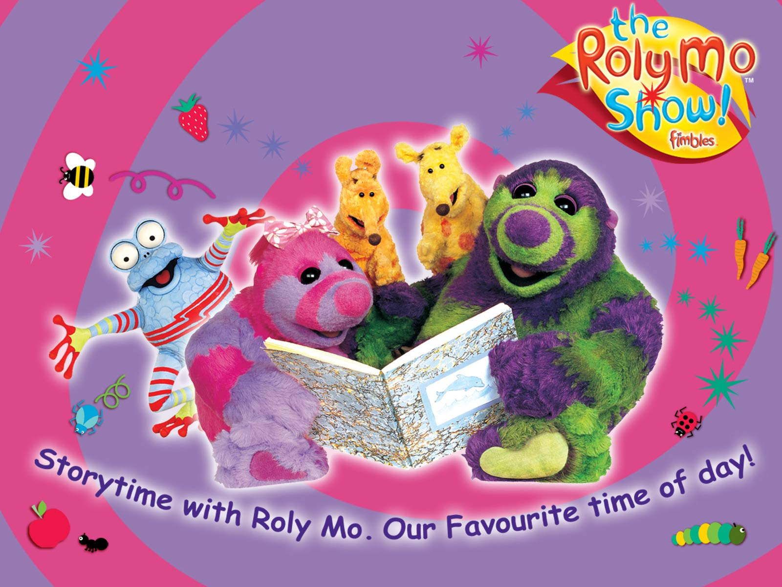 The Roly Mo Show on Amazon Prime Video UK