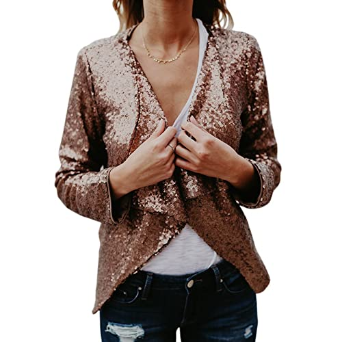 (2 colores)iShine chaqueta mujer fiesta abrigos de mujer invierno elegantes