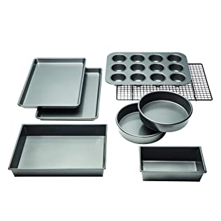Chicago Metallic 8044 non-stick Toaster Oven Bake ware