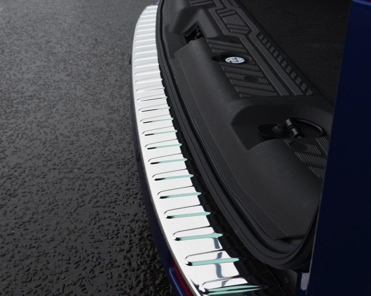 Protector de parachoques cromado para trí ptico para adaptarse a Transit Custom 12+ ALVM Parts & Accessories