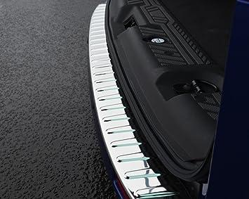 Protector de parachoques cromado para tríptico para adaptarse a Transit Custom 12+