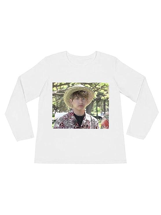 The Incredible BTS Jungkook Hawaii Meme Run Ep 27 K-Pop Long Sleeve T-Shirt  RM Jin Suga J-Hope Jimin V Jungkook