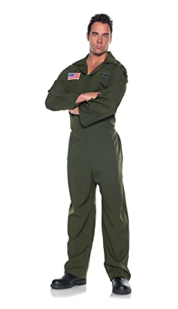 9fb6ded4435 Amazon.com  Air Force Jumpsuit Costume  Clothing