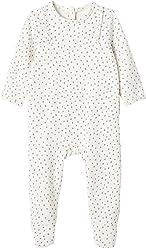 c88c227fcc56f VERTBAUDET Lot de 2 pyjamas bébé molleton dos pressionné Lot Parme Grisé 3M  - 60CM