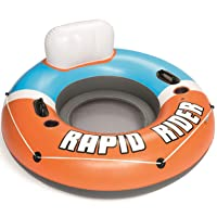Deals on Bestway CoolerZ Rapid Rider Inflatable River Lake Pool Tube Float