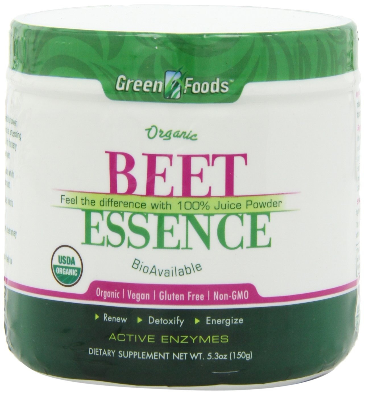 Green Foods Beet Essence, 5.3 Ounce