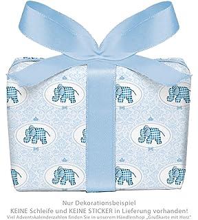 Baby Geschenkpapier Mit Spielzeug Zur Geburt Zur Taufe
