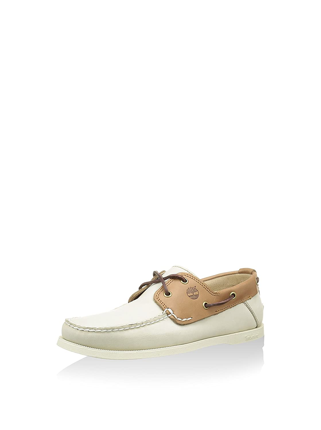 Timberland Heritage CW Boat 2 E Oyster, Chaussures de Voile
