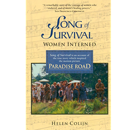 Amazon Com Song Of Survival Women Interned Ebook Colijn Helen Kindle Store