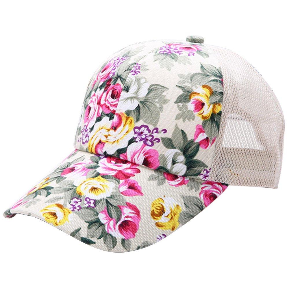 Estilo floral ajustable de la manera de Hip Hop gorras de béisbol del casquillo del Snapback del ver...