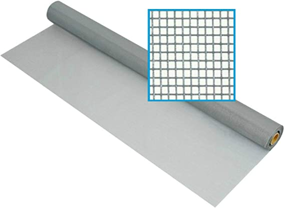 """0.125/"""" 100 ft Window Screen SplineDoor Screen SplineBlack RoundSize"""