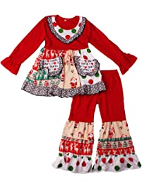 Girls Christmas Pajamas Sale