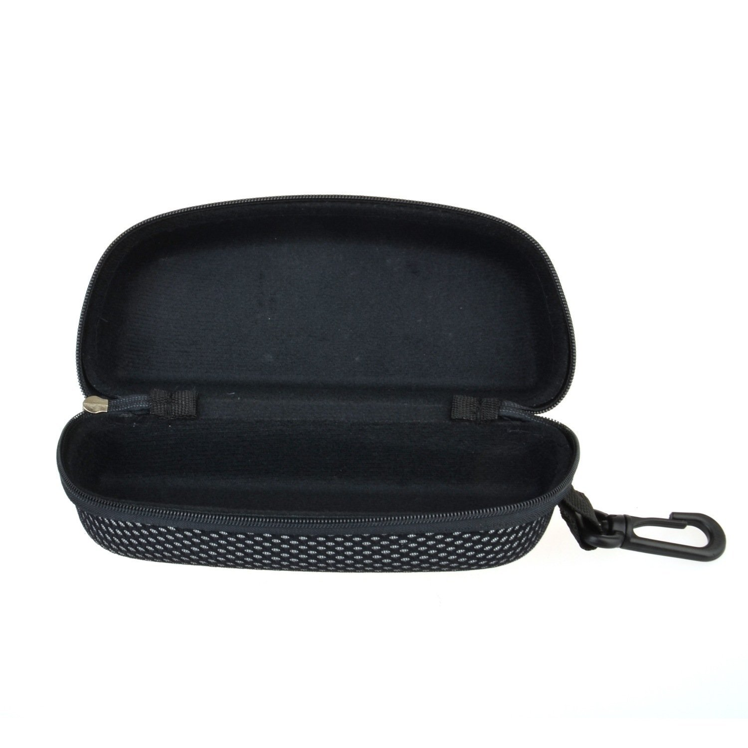 Highfive Zipper Hook EVA Shockproof Waterproof Ski Glasses Carrying Case Eyewear Box
