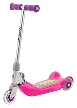 Razor Jr. Plegable Kiddie Patinete, Rosa: Amazon.es ...